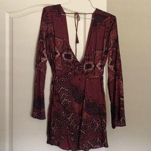 The Jetset Diaries mini dress